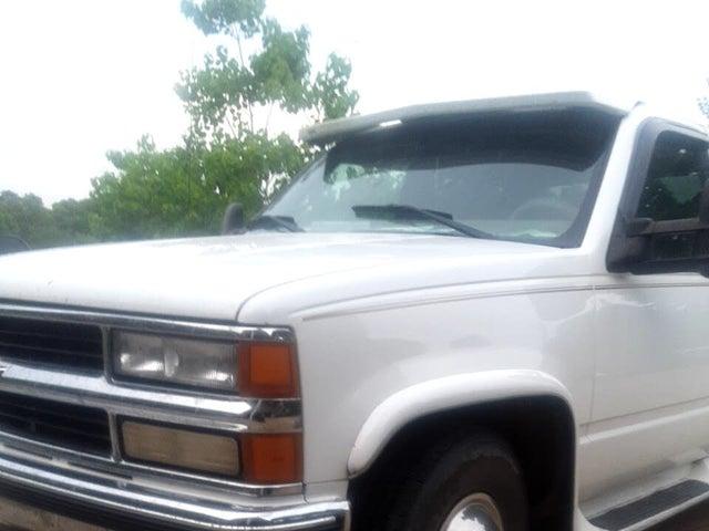 2000 Chevrolet C/K 3500 Crew Cab LB RWD