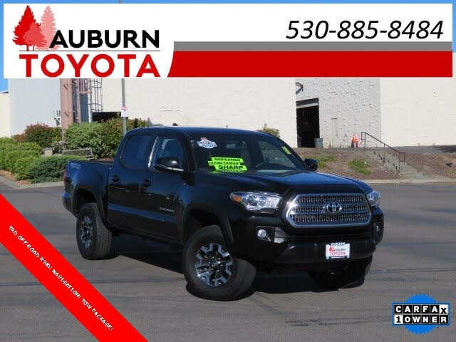 2016 Toyota Tacoma Double Cab V6 TRD Sport