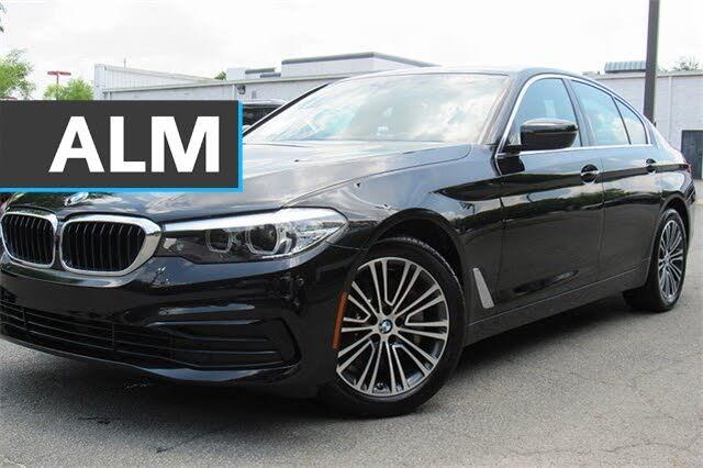 2020 BMW 5 Series 530i Sedan RWD