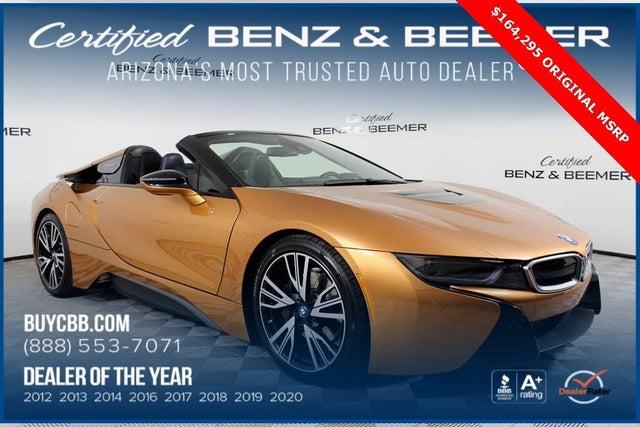 2019 BMW i8 Roadster AWD
