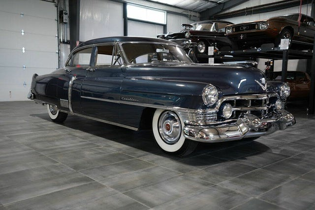 1951 Cadillac Fleetwood