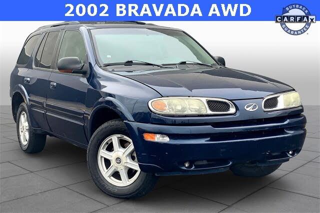 2002 Oldsmobile Bravada 4 Dr STD AWD SUV