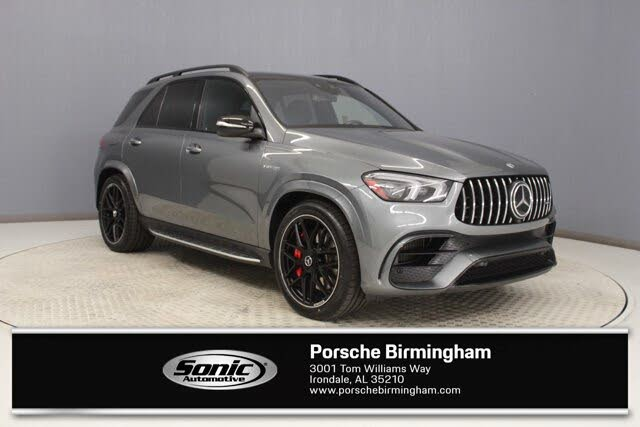 2021 Mercedes-Benz GLE-Class GLE AMG 63 S 4MATIC+ AWD