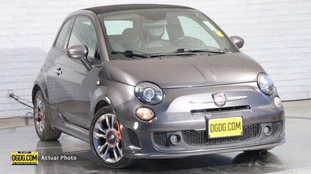 2014 FIAT 500 GQ Edition Convertible