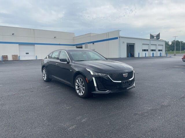 2021 Cadillac CT5 Premium Luxury Sedan AWD