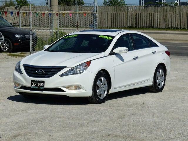 2011 Hyundai Sonata Limited FWD