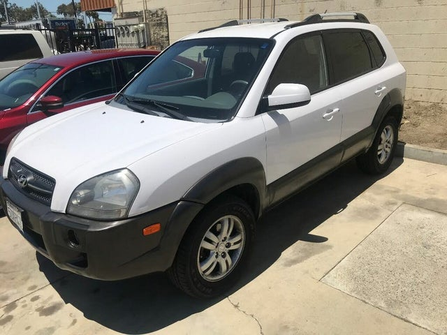 2006 Hyundai Tucson GLS 4WD