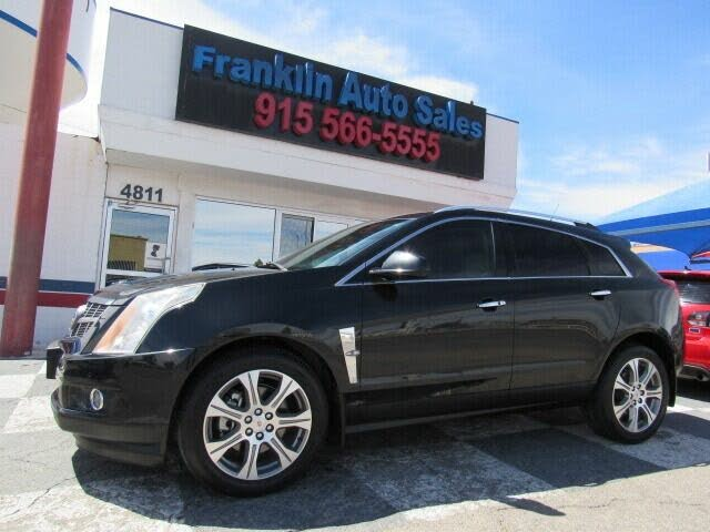 2012 Cadillac SRX Performance FWD