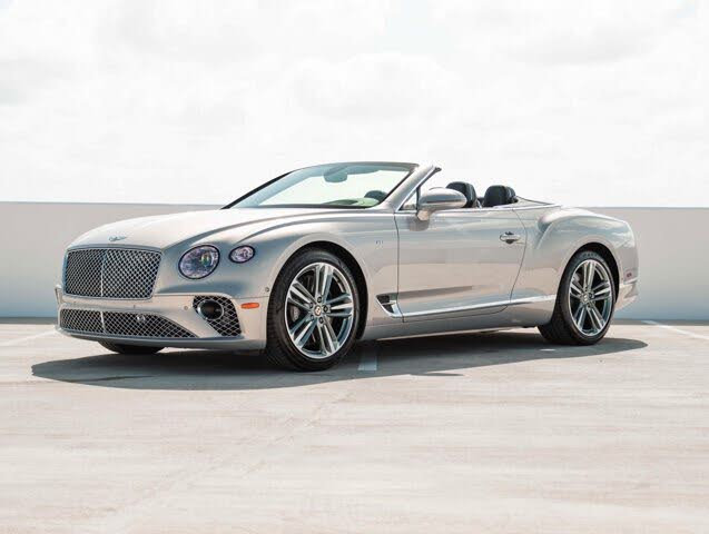2020 Bentley Continental GT V8 Convertible AWD