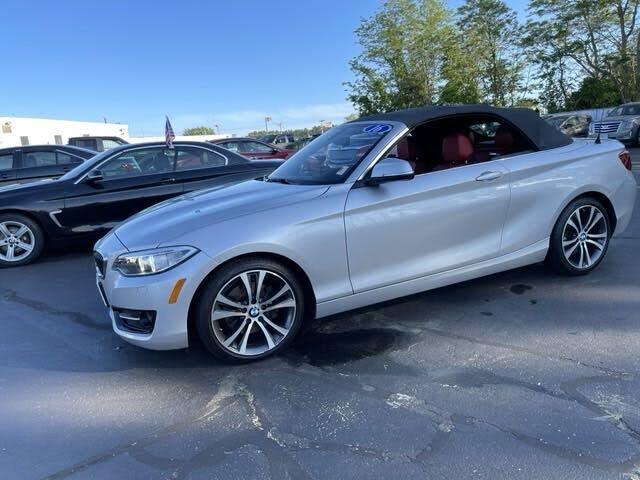 2016 BMW 2 Series 228i xDrive Convertible AWD