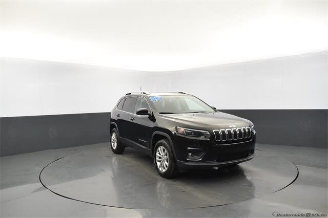 2019 Jeep Cherokee Latitude 4WD