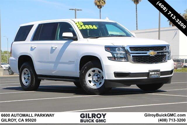 2020 Chevrolet Tahoe Fleet RWD