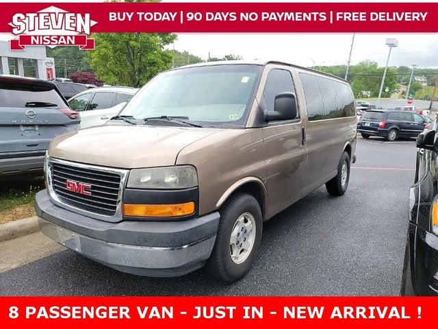 2004 GMC Savana 1500 SLE Passenger Van