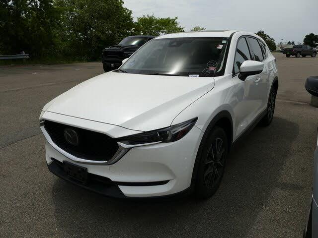 2018 Mazda CX-5 Grand Touring AWD