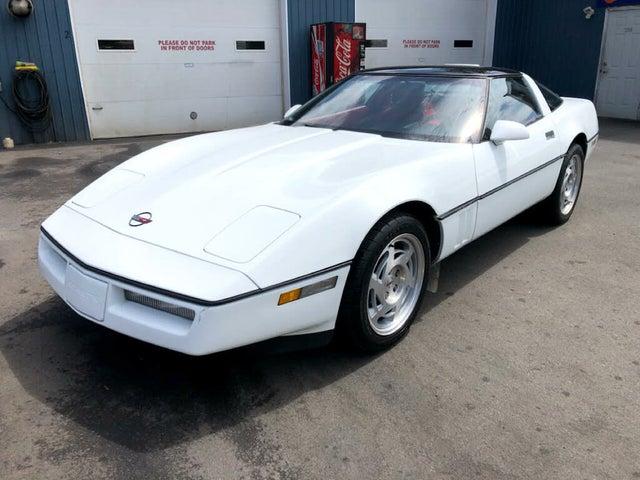 1990 Chevrolet Corvette Coupe RWD