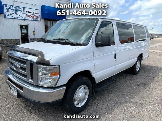 2013 Ford E-Series E-350 XLT Super Duty Extended Passenger Van