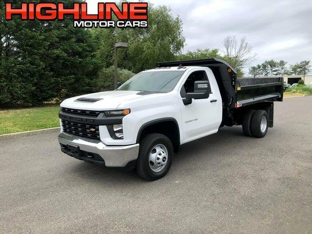 2020 Chevrolet Silverado 3500HD Chassis Work Truck RWD