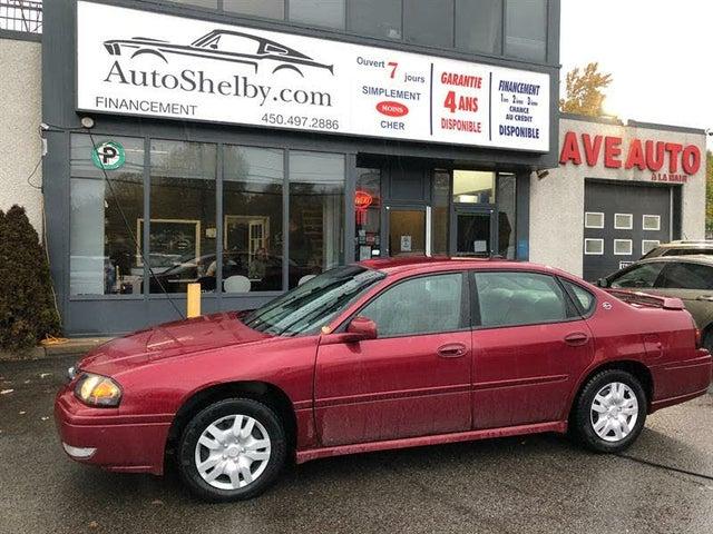 2005 Chevrolet Impala LS FWD