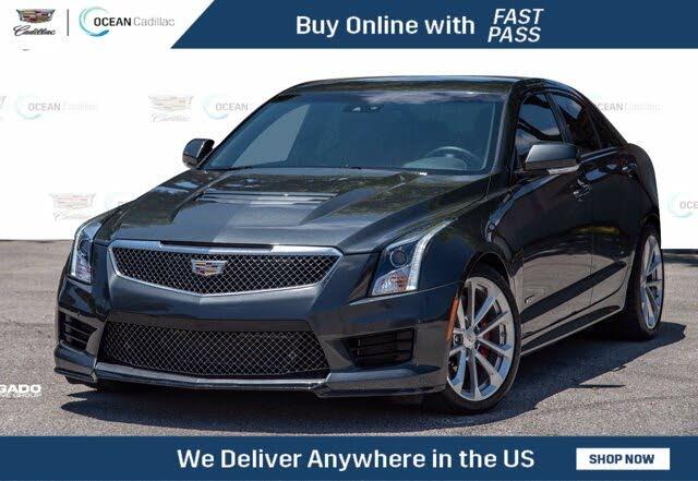 2017 Cadillac ATS-V RWD