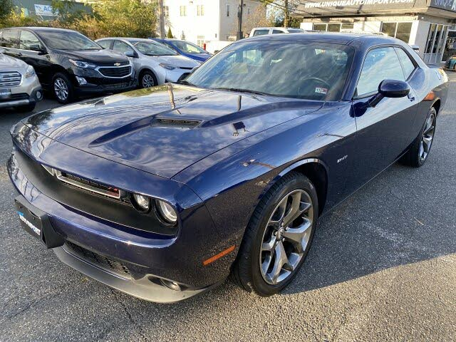 2017 Dodge Challenger R/T Scat Pack RWD