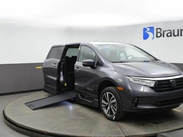 2021 Honda Odyssey Touring FWD