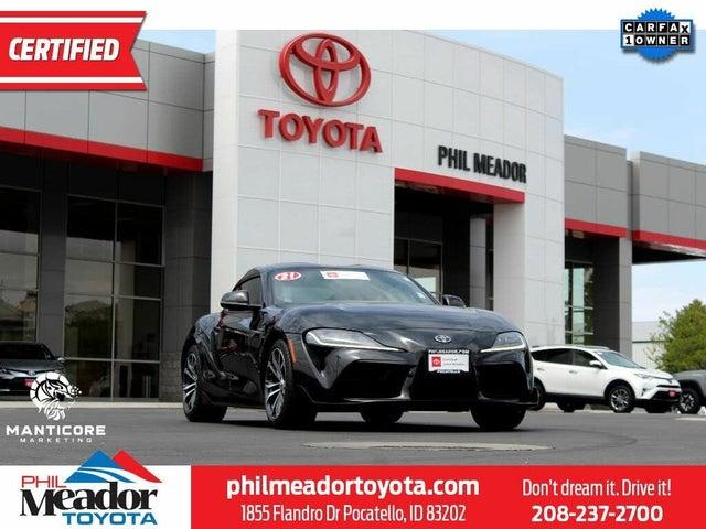 2021 Toyota Supra 2.0 RWD
