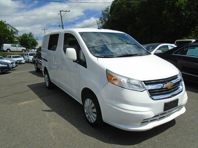 2015 Chevrolet City Express LT FWD