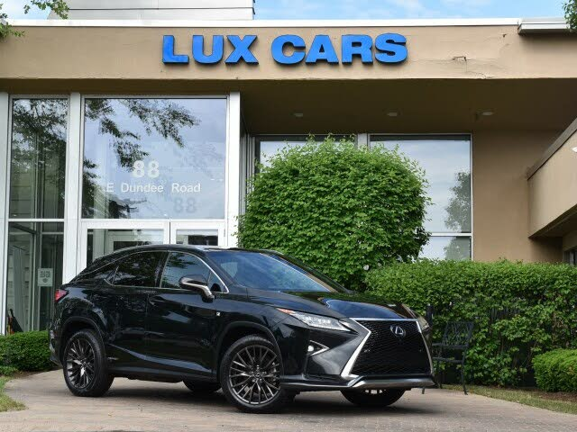 2018 Lexus RX Hybrid 450h F Sport AWD