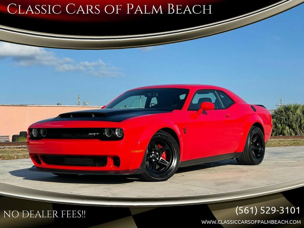 dodge demon for sale tampa 2 Dodge Challenger SRT Demon RWD for Sale in Montgomery, AL