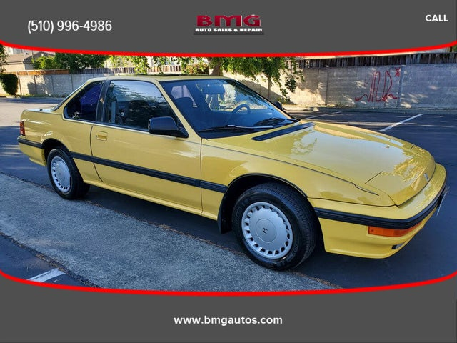 1988 Honda Prelude 2 Dr Si Coupe