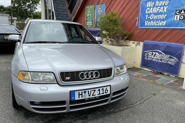 2000 Audi S4 quattro Sedan AWD