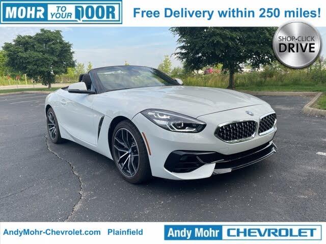 2020 BMW Z4 sDrive30i RWD