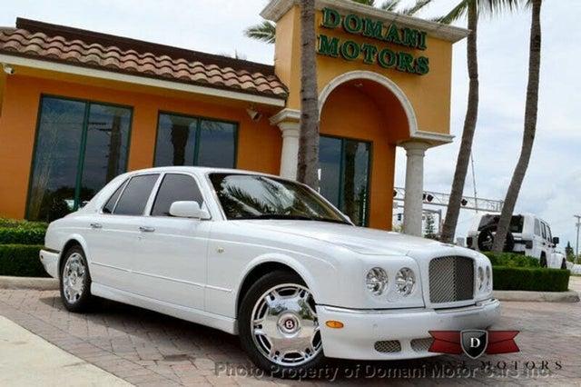 2007 Bentley Arnage R RWD