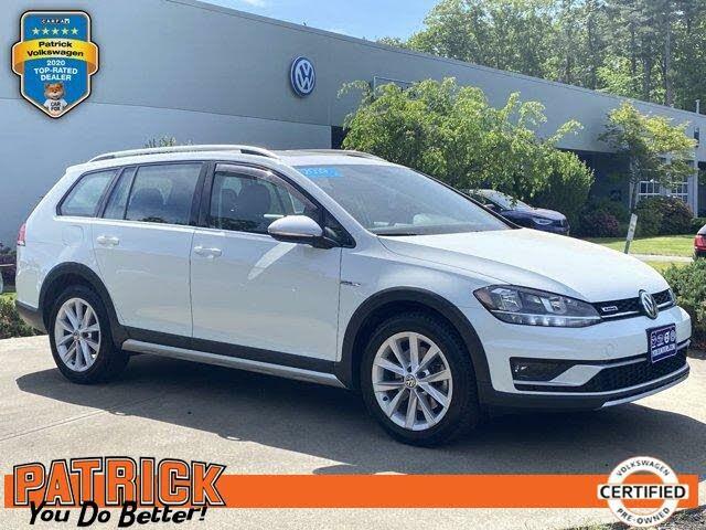 2019 Volkswagen Golf Alltrack SE 4Motion AWD