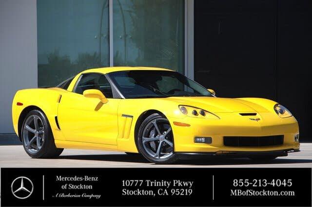 2011 Chevrolet Corvette Z16 Grand Sport 1LT Coupe RWD
