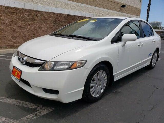 2011 Honda Civic GX