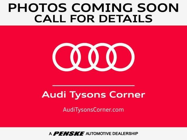 2018 Audi A6 3.0T quattro Premium Plus Sedan AWD