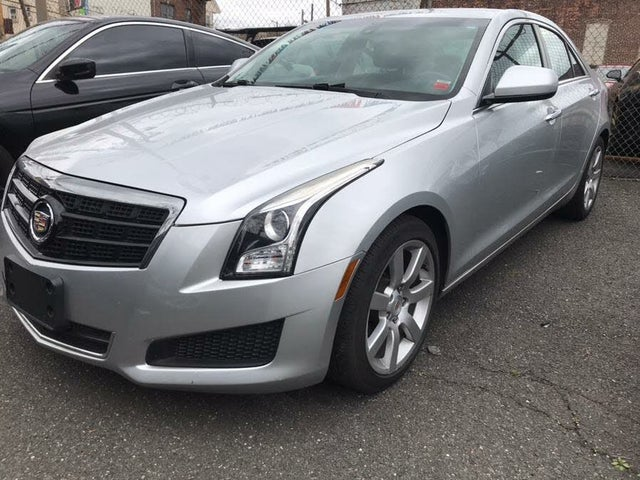 2013 Cadillac ATS 2.5L RWD
