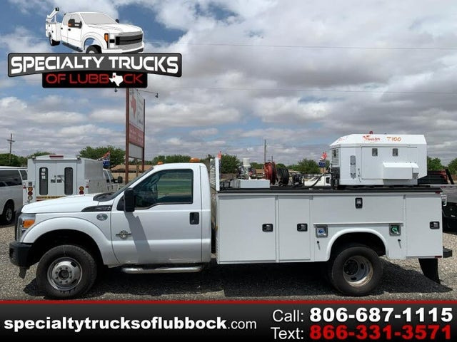 2016 Ford F-350 Super Duty Chassis XLT DRW 4WD
