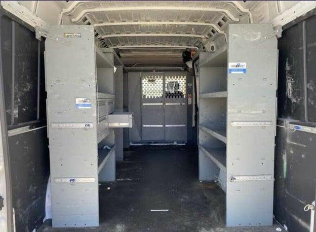 2018 RAM ProMaster 3500 159 High Roof Extended Cargo Van