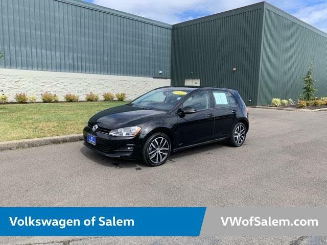2017 Volkswagen Golf 1.8T SE 4-Door FWD