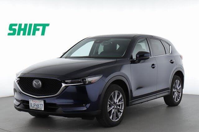 2019 Mazda CX-5 Grand Touring FWD