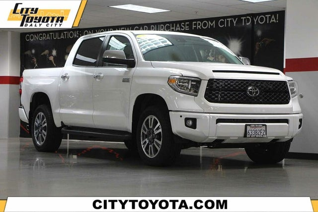 2020 Toyota Tundra Platinum CrewMax 4WD