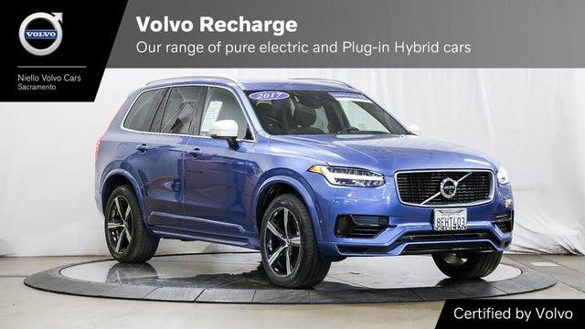 2017 Volvo XC90 Hybrid Plug-in T8 R-Design eAWD