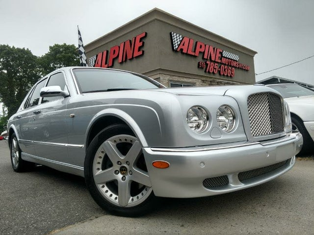 2006 Bentley Arnage 400hp R RWD