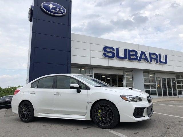 2018 Subaru WRX STI AWD