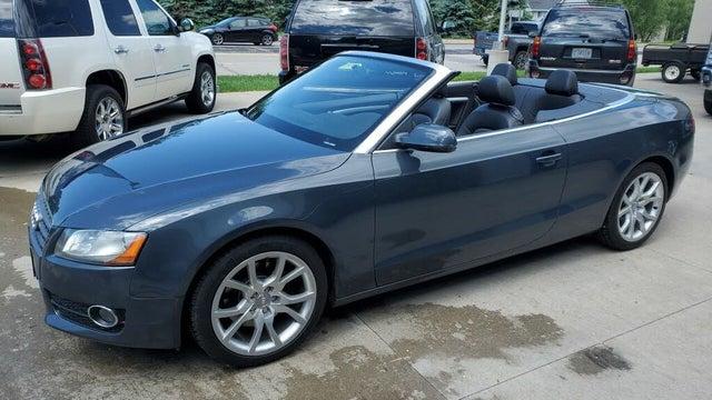 2010 Audi A5 2.0T quattro Premium Cabriolet AWD
