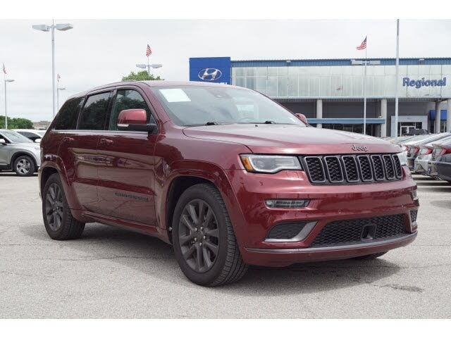 2019 Jeep Grand Cherokee High Altitude 4WD