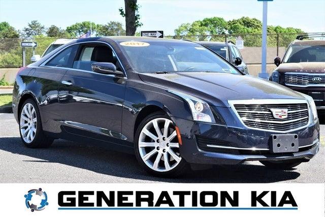 2017 Cadillac ATS Coupe 2.0T AWD