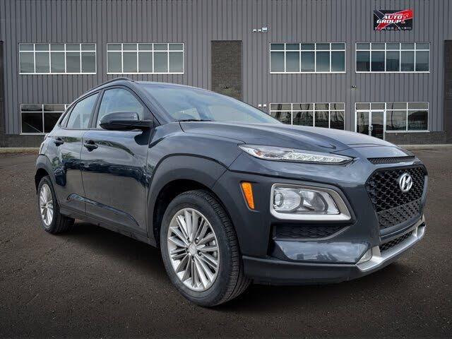 2019 Hyundai Kona Preferred AWD